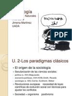 Unidad 2-Los paradigmas clásicos