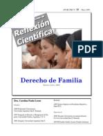 Derecho de Famila
