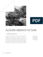 Despre Arhitectura Utopica