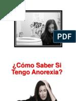 Tratamiento de La Anorexia - Que Es Anorexia, La Anorexia, Anerexia