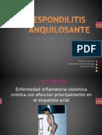 ESPONDILITIS ANQUILOSANTE 2013