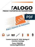 Catalogo Gaff Chile