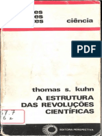 A Estrutura Das Revoluções Científicas - thomas s