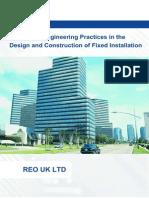 REO EMC Installation Guide Design Constrution
