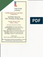 Republican Party Invitation