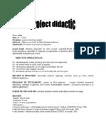 Proiect de Lectie Ratusca Cea Urata - Copy
