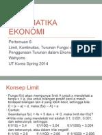 ESPA4122 Matematika Ekonomi Modul 7-8.ppt