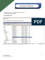 COMO FAZER - Atividade Customizada - Execute Procedure