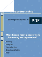 intrapreneurship