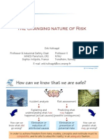 The Changing Nature of Risk