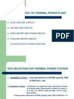 Site Selection for Thermal Power Station