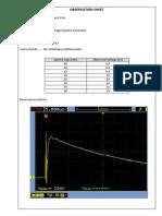 Impulse Generator Practical Course Work