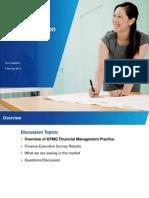 KPMG - CFO Priorities