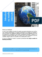Marketing International-Chap 1 - Introduction Au Marketing International