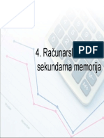 Sekundarna memorija