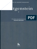 WITGENSTEIN LUDWIG - Investigaciones Filosoficas