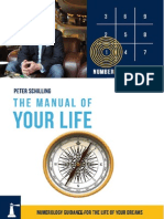 The Manual Of Your Life (sample numerology reading)