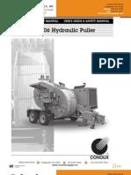 AFB506 Hydraulic Puller