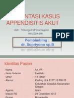 Ppt App Akut