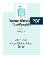Sistem Saluran Transmisi