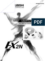 Jy992d71101-c Fx2n-1rm-E-set User's Manual Programmable Cam