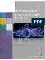 Cryptography and Network Security - Assignment No. 07