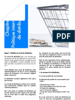 Marketing International-Chap 5 - La Politique Internationale de Distribution