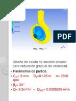 Diseño de voluta de sección circular para reducción.pptx