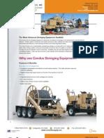 Condux Distribution and Stringing Equipment
