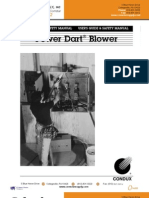 Power Dart Blower