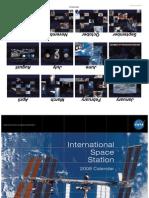 ISS 2008 Calendar