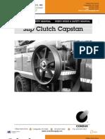 Slip Clutch Capstan