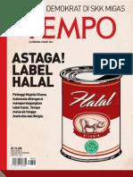Tempo - Astaga! Label Halal MUI (Feb 2014)