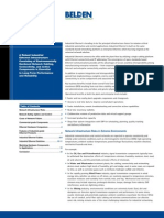 Belden Industrial Ethernet White Paper