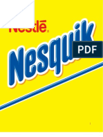 Research on Nesquik for Pakistani Market