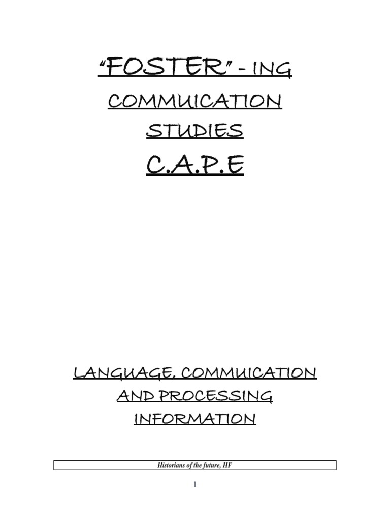 suggestions for module essay in communication studies for scribd communication studies past paper