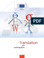 Translation and Multilingualism