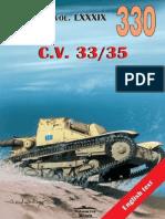 (Wydawnictwo Militaria No.330) C.V. 33/35