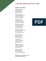 Pimpão. (Poema 1º CEB)