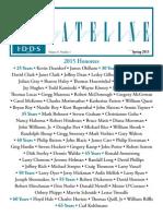 Web Dateline Spring 2015