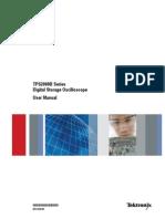 TPS2000B Digital Oscilloscope User Manual