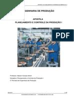 Planejamento e Controle da Produção I (Alisson Canaan Alvim)