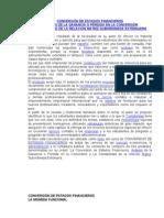 CONVERSIÓN DE ESTADOS FINANCIEROS