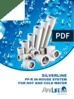 SilverLine Broschure ENG