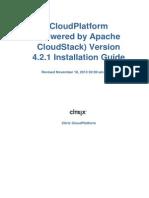 CitrixCloudPlatform4.2.1InstallationGuide