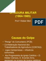 Ditadura Militar 1