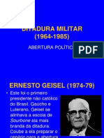 Ditadura Militar 2