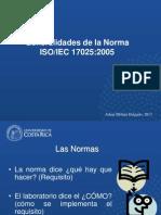 01 - Generalidades de La ISO 17025