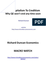 From Capitalism to Creditism Feb 27 2014