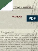 Aplicatii de Arhivare